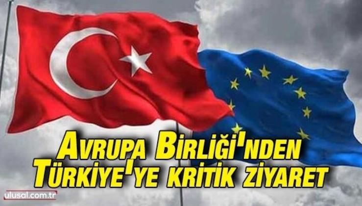 Avrupa Birliği İçişleri Komiseri Johansson Türkiye'ye geliyor