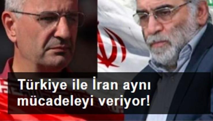 Türkiye ile İran aynı cephede mücadele veriyor!