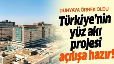 Türkiye'nin yüz akı olacak