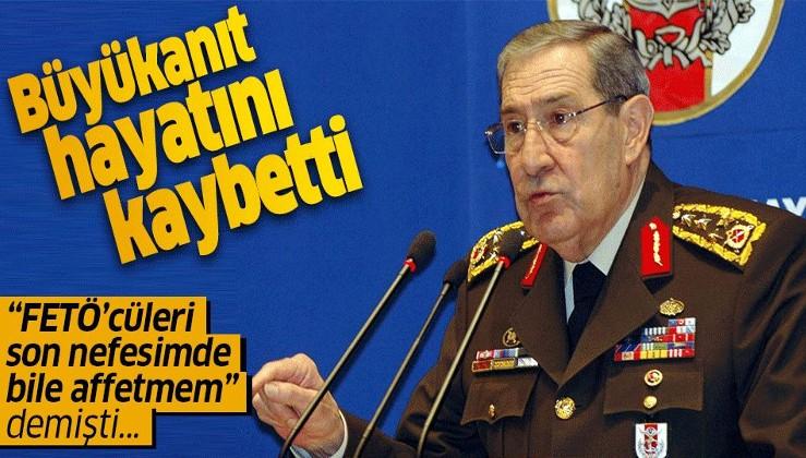 Son dakika: Yaşar Büyükanıt hayatını kaybetti! .
