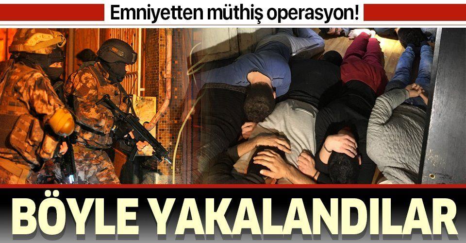 Son dakika: Bursa'da DEAŞ operasyonu: 26 şüpheli gözaltında.
