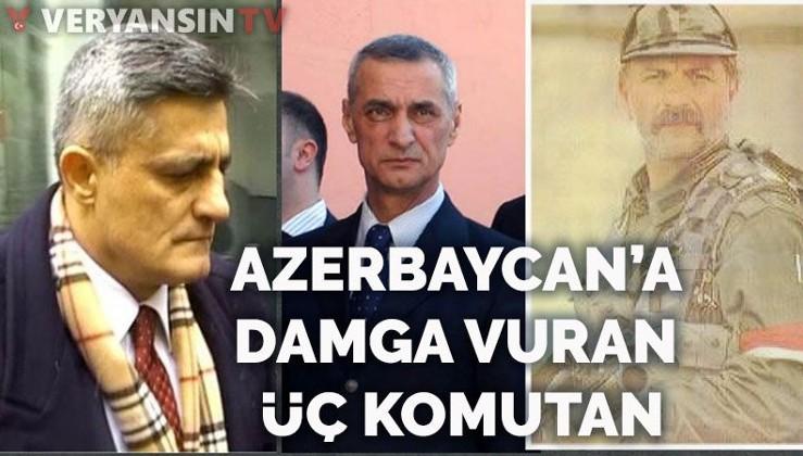 Kumpaslarla hedef alınmışlardı…İşte Azerbaycan Ordusu'na damga vuran 3 Türk komutan