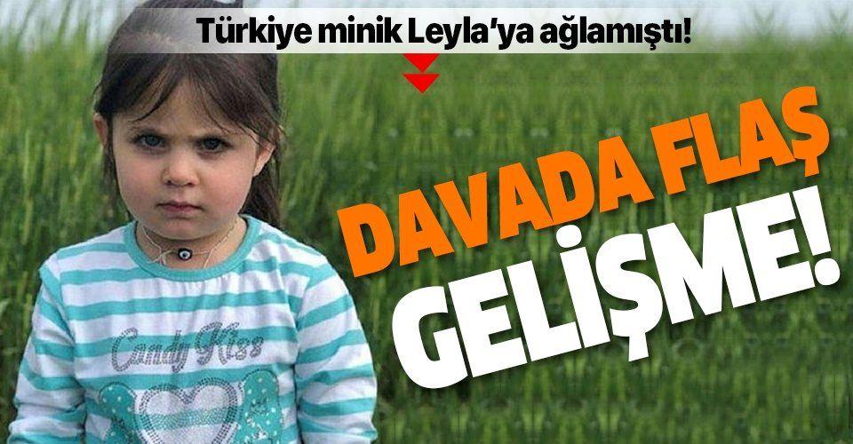 Leyla Aydemir davasında flaş gelişme! Mehmet Ali Aydemir tahliye edildi!.