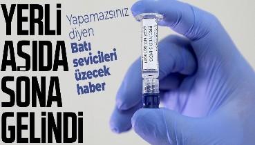 SON DAKİKA: Erciyes Üniversitesi'nde geliştirilen yerli Kovid-19 aşısında flaş gelişme: Faz-3 için tarih verdi