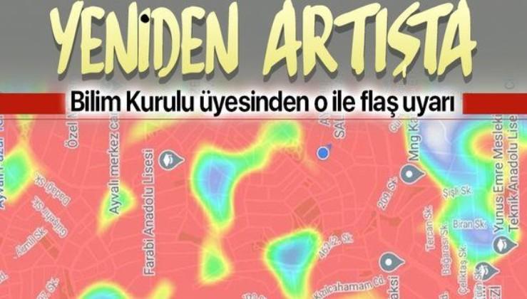 Koronavirüs Bilim Kurulu üyesinden Ankara'ya flaş uyarı: Yeniden artışa geçti