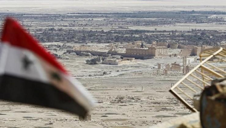 Suriye'nin doğusundaki T-4 hava üssüne saldırı
