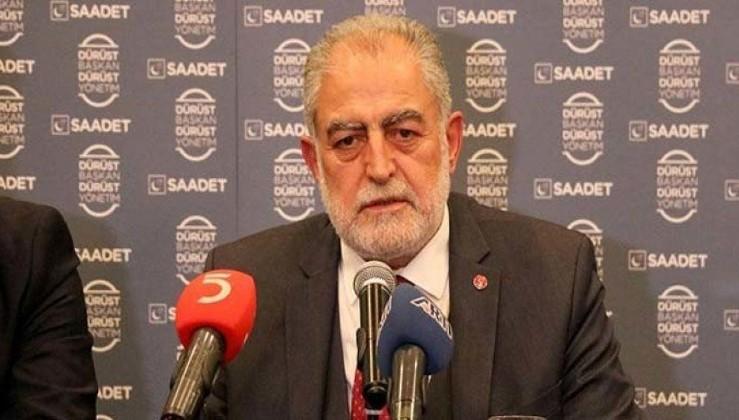 Saadet Partisi yenilenecek İstanbul seçimleri için kararını verdi
