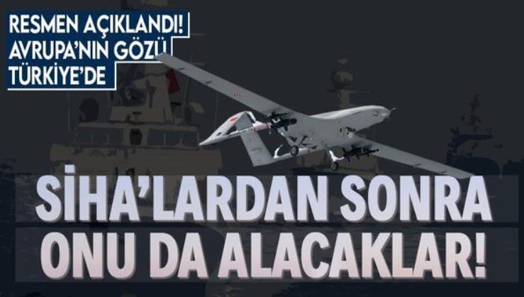 Ukrayna'dan SİHA'lardan sonra bir hamle daha! Türkiye'den savaş gemisi alacaklar!