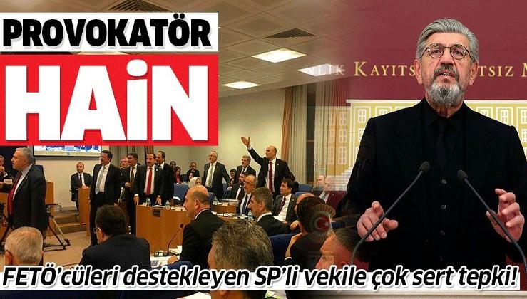 Bakan Soylu'dan FETÖ'cü Ahmet Altan'ı destekleyen Cihangir İslam'a çok sert tepki: Sen hainsin!.