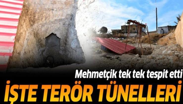 MSB: Resulayn'da yeni tüneller tespit edildi