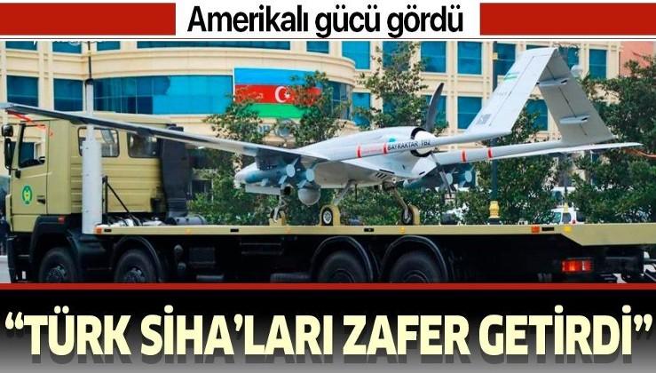 ABD eski Dışişleri Bakanı Matthew Bryza açıkladı: Karabağ'da Türk SİHA'ları çok büyük bir rol oynadı