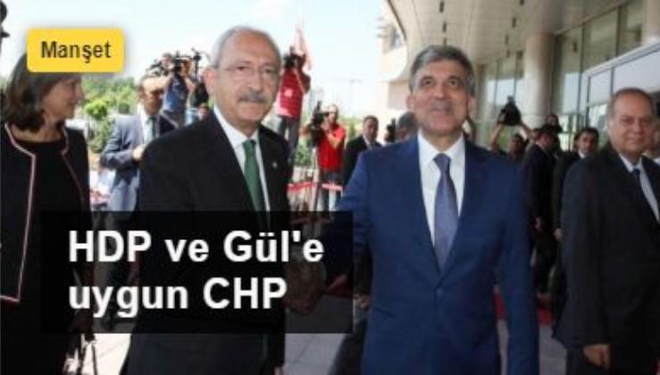 CHP yönetimlerini 'ittifak' belirledi