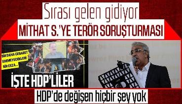 Son dakika! HDP Eş Genel Başkanı Mithat Sancar'a Nevruz'da yaptığı konuşma nedeniyle soruşturma açıldı