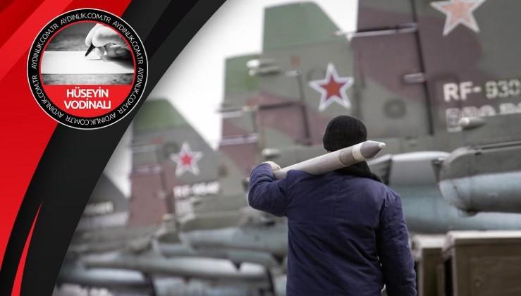 Amerika-Rusya savaşı