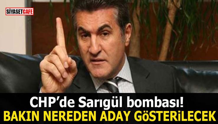 CHP'de Sarıgül bombası! Bakın nereden aday gösterilecek