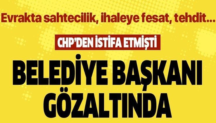 Son dakika: Menemen Belediyesi'ne soruşturma! CHP'den istifa eden Belediye Başkanı Serdar Aksoy gözaltında