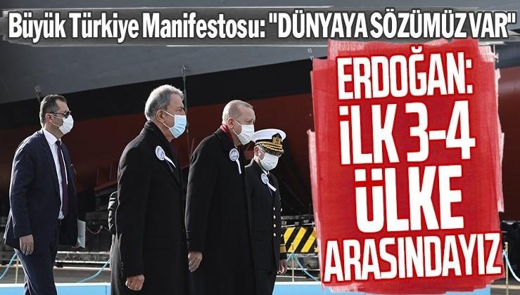 İstanbul Fırkateyni denize indirildi!