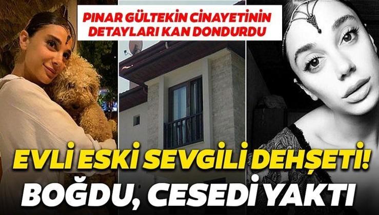 Pınar Gültekin'in katili Cemal Metin Avcı'nın evli olduğu ortaya çıktı! Önce dövdü, boğdu ve sonra cesedi yaktı; kan donduran detaylar...