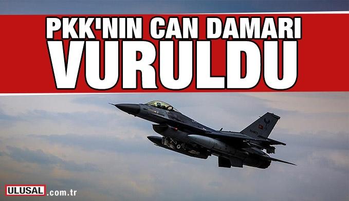 PKK'nın can damarı vuruldu
