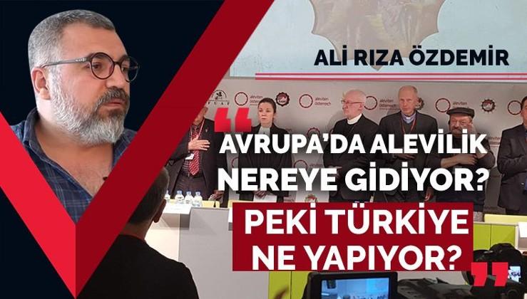 Avrupa'da Alevilik nereye gidiyor? Peki Türkiye ne yapıyor?