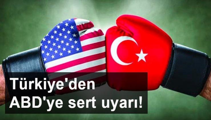 Fahrettin Altun: ABD, PKK ve FETÖ ile mücadelede Türkiye karşıtı pozisyon alıyor