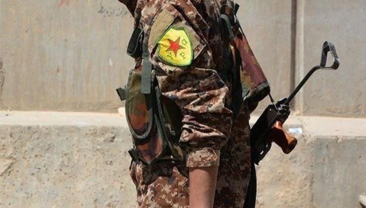 Terör örgütü YPG/PKK, Deyrizor'da Fransa'yı protesto eden halka ateş açtı!