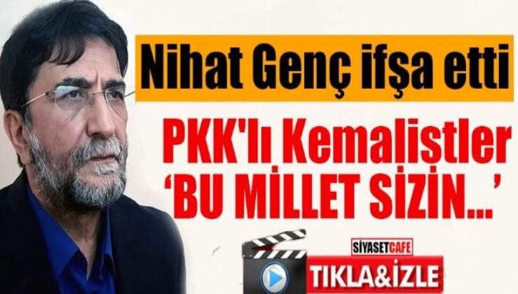 'Bu millet PKK ile ittifaka gireni denize döker