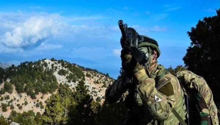 MSB duyurdu: Saldırı hazırlığındaki teröristler etkisiz hale getirildi.