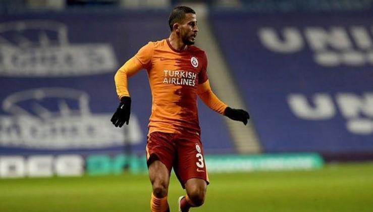 Galatasaraylı Omar Elabdellaoui futbola geri dönecek mi? Tedavi için ABD'ye gitti