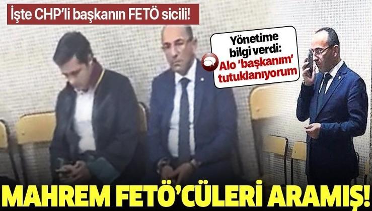 CHP'li Urla Belediye Başkanı Burak Oğuz tutuklandı! 'Üst düzey' FETÖ'cülerle görüşmüş!. CHP SESSİZ!