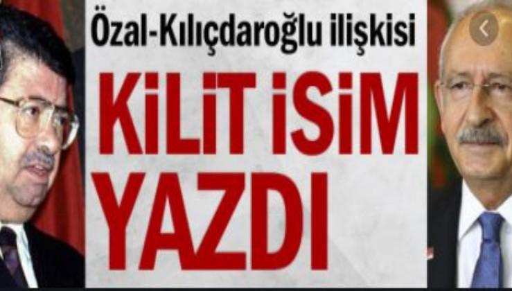 Kılıçdaroğlu Özal'ı övüp kime mesaj verdi?