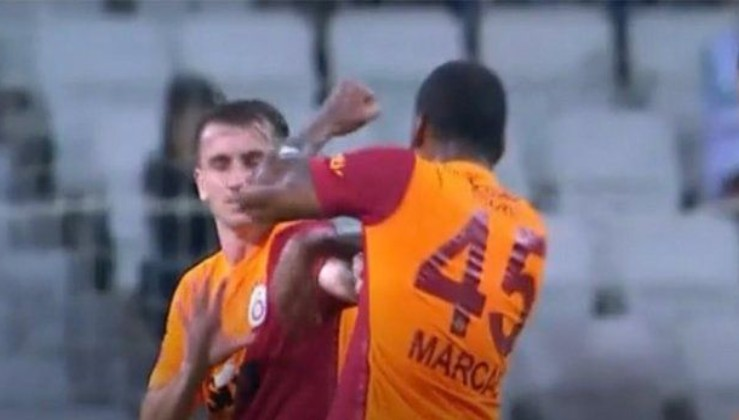 SON DAKİKA: Galatasaray'dan flaş Marcao açıklaması: Cezai yaptırım olacak!