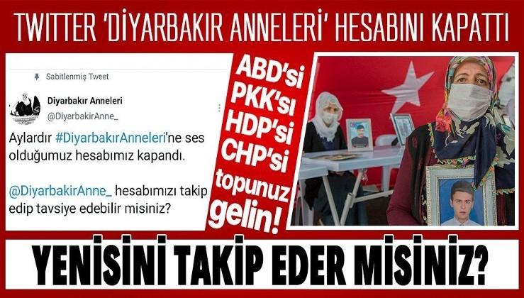 ABD merkezli sosyal medya platformu Twitter, 'Diyarbakır Anneleri' hesabını kapattı! Yüreği yanan anneler isyan etti