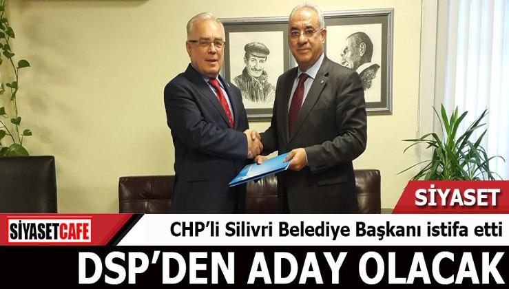 CHP'li Silivri Belediye Başkanı Selami Değirmenci istifa etti