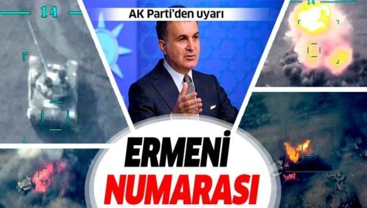Ermenistan'a karşı kararlı duruşumuzu başka alanlara sevk etmek isteyenler provokasyon peşindedir