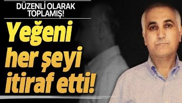 Son dakika: Firari FETÖ'cü Adil Öksüz'ün 'asker imamı' çıkan yeğeni İsmail Öksüz'den müthiş itiraflar