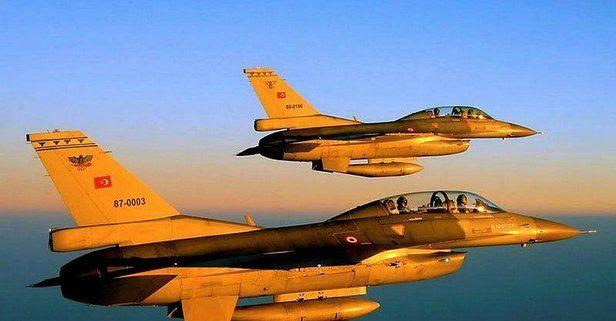 Son dakika: Irak kuzeyindeki Avaşin-Basyan bölgesinde 3 PKK'lı terörist etkisiz hale getirildi
