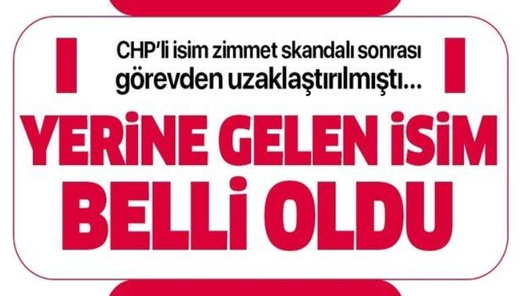Son dakika: Yalova'da yolsuzluk nedeniyle görevden uzaklaştırılan CHP'li Vefa Salman'ın yerine seçilen isim belli oldu.