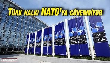 Araştırma sonuçlarını yayınladı: Türk halkı NATO'ya güvenmiyor