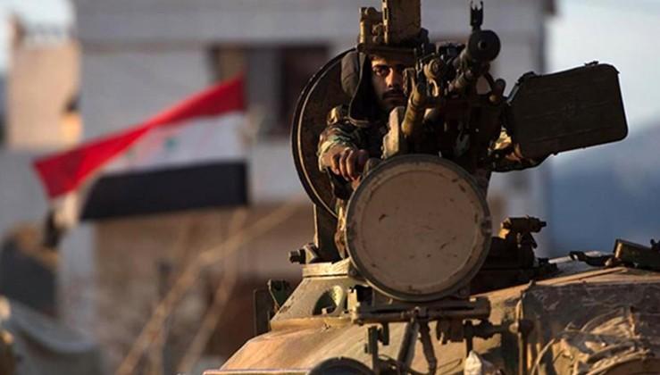 AA: Suriye ordusu Münbiç'e girdi