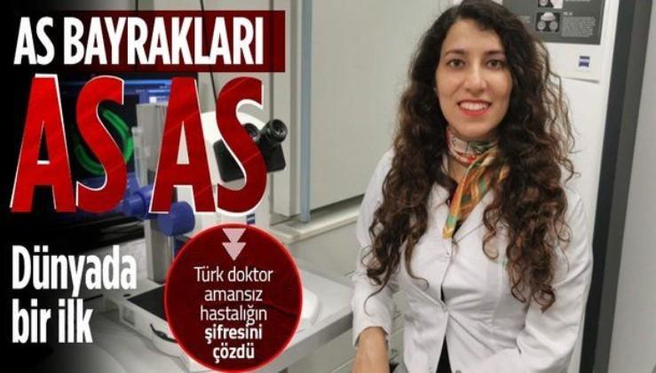 Dr. Seda Koyuncu 4 yıllık çalışmayla yaşlanmanın şifresini çözdü: