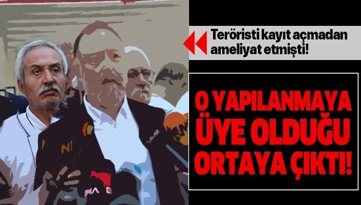 HDP'li Adnan Selçuk Mızraklı'nın KCK yapılanmasında yer aldığı ortaya çıktı