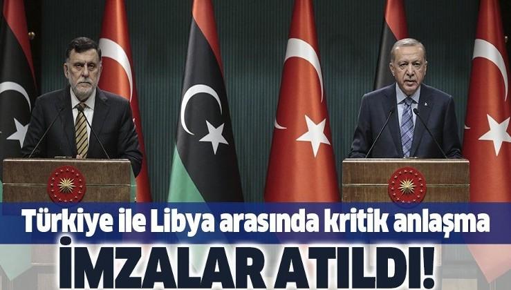 Son dakika: Ticaret Bakanı Ruhsar Pekcan açıkladı: Türkiye ile Libya arasında kritik imza