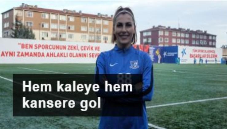 Türk kadınının azmi Nurcan Çelik'te somutlaştı