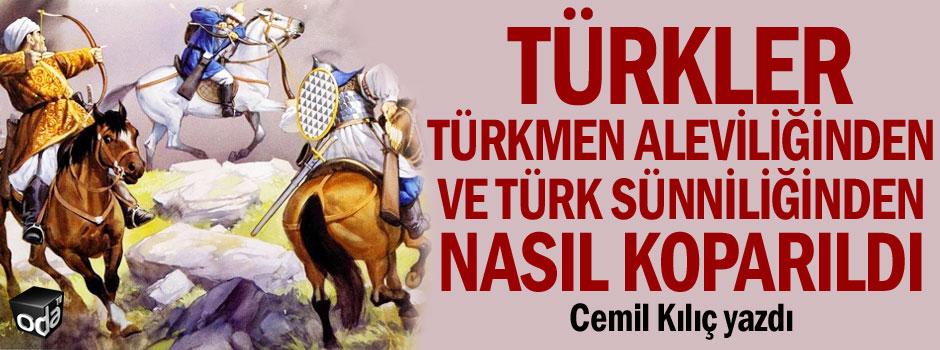 Türkler Türkmen Aleviliğinden ve Türk Sünniliğinden nasıl koparıldı