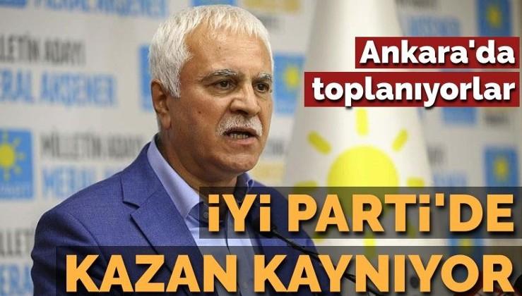 İYİ Parti'de kazan kaynıyor... Ankara'da toplanacaklar