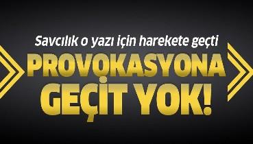Son dakika: İstanbul Pendik'te Alevi vatandaşlara yönelik yazılan provokatif yazılara ilişkin soruşturma