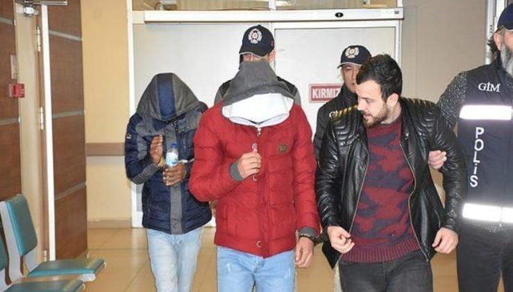 FETÖ'cüleri Yunanistan'a kaçıran 3 organizatör tutuklandı .