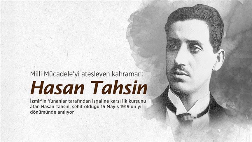 Milli Mücadele'yi ateşleyen kahraman: Hasan Tahsin