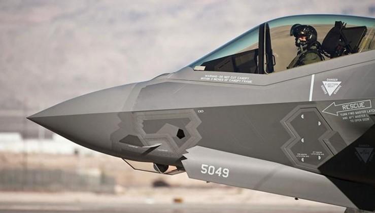 Belçika'nın aldığı F-35'lerde hata üstüne hata